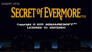 Secret of Evermore - Puppet Show [Remastered]