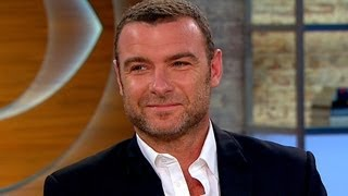 "Liev Schreiber on playing Hollywood fixer in ""Ray Donovan"""