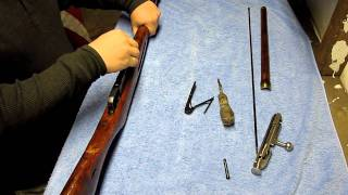 Mosin Nagant M91/30 Field Strip