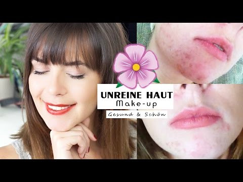 🌸 MAKE UP FÜR UNREINE HAUT / Akne / Pickel / periorale Dermatitis | Schwangerschaftsakne