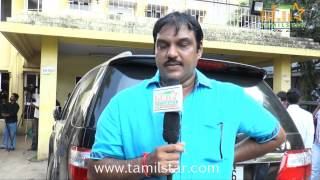 Taj Noor at Adhu Vera Idhu Vera Team Interview