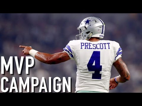 "Dak Prescott | ""MVP Campaign"" 