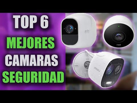 ✅👍 TOP 6 MEJORES CAMARAS DE SEGURIDAD BARATAS  2019