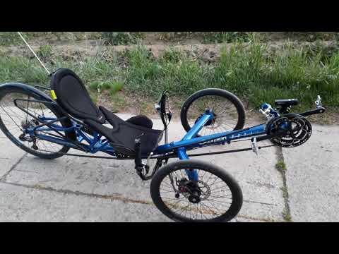 Vor- und Nachteile Liegerad - Trike HP Velotechnik Scorpion 26  Erfahrungsbericht