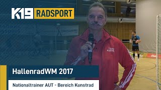 Günter Nicolussi - Nationaltrainer AUT - Bereich Kunstrad