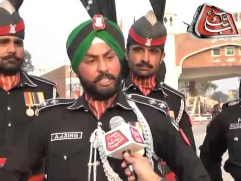 Inspiring Patriotic Message from Amarjeet Singh - The First Sikh Ranger in Pakistan