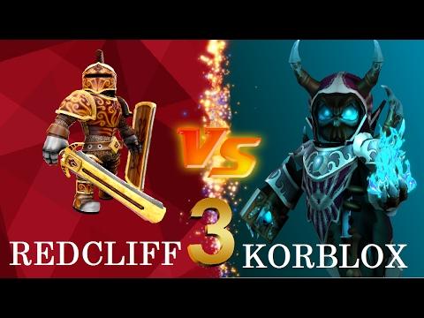 Redcliff VS Korblox 3 - Teaming Up - ROBLOX Movie by Roblox Minigunner