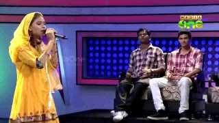 Pathinalam Ravu Season 2  (Epi20 Part3)   Parveen Fathima Singing