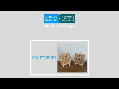 Craftypups - April Live Presentation