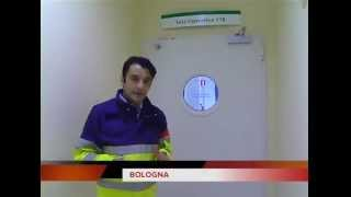 preview picture of video 'Reportage Elisoccorso - Base Hems CO118 Emilia Est - Bologna'