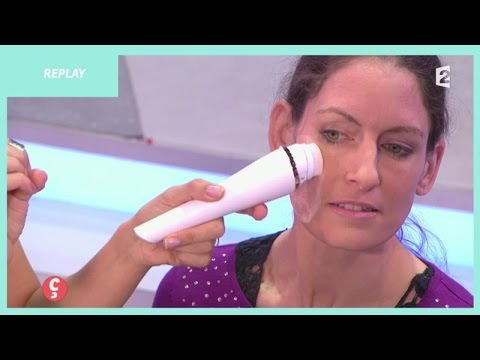 Homedics - Spa Brosse nettoyante visage