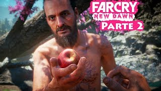 FAR CRY New Dawn - Parte 2 Gameplay Español PS4 PRO 2019 [1080p]