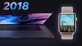 2018 MacBook Pros Released + HUGE Apple Leaks Update!