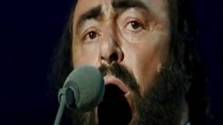 """Luciano Pavarotti Official joins BB for a take on the classic """"The Thrill Is Gone"""""""