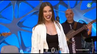 María Isabel Sentir Cosquillitas en directo