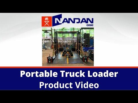 Truck Loader For Truck Loading For Loading Unloading Solutions