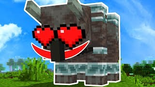 Finding A Friendly Ravager In Minecraft Survival (#21+#22)