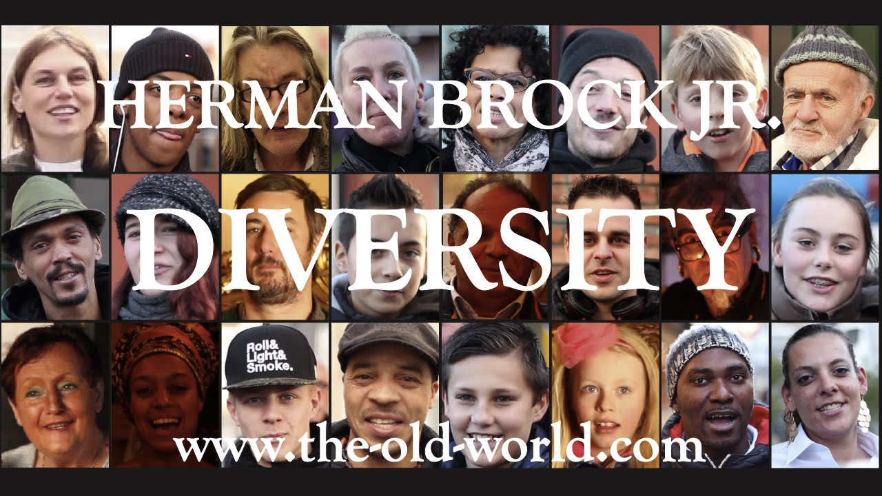 Diversity – Herman Brock Jr – The Old World  (Official music Video)