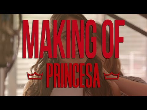 Making Of: 'Princesa' con Karol G | TINI