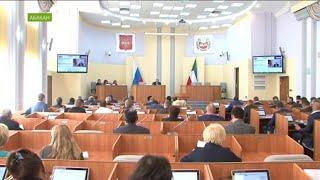 В парламенте Хакасии развернулась борьба за должности