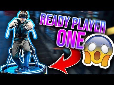 Hraní VR jak v Ready Player One