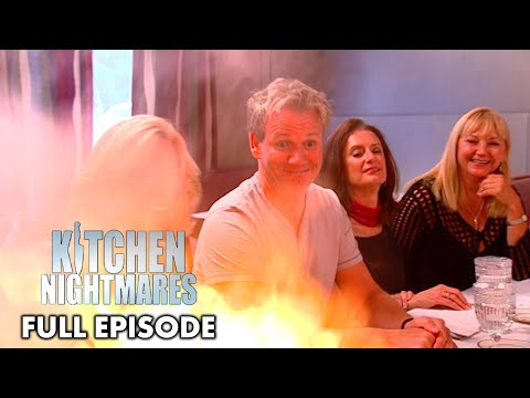 Gordon Joins Chef's Cooking Lesson | Kitchen Nightmares FULL EPISODE