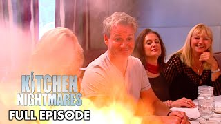 Gordon Joins Chef's Cooking Lesson   Kitchen Nightmares FULL EPISODE