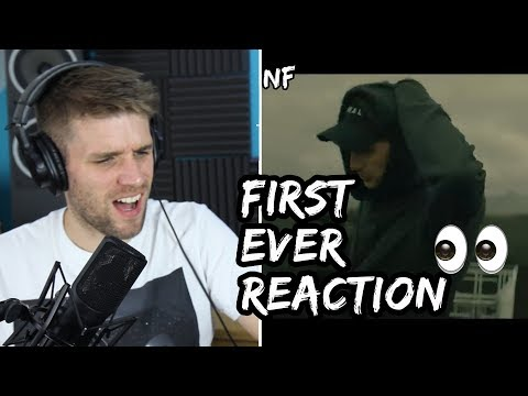 Rapper Reacts to NF For The First Time!! | THE SEARCH (MUSIC VIDEO)