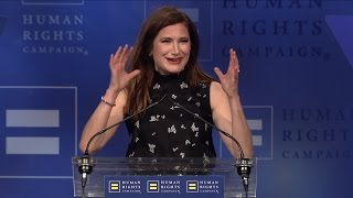 Kathryn Hahn Receives the Ally For Equality Award