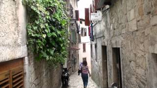 preview picture of video 'Rovinj, Kroatien / Istrien | Croacia | FullHD'