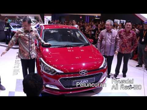 Hyundai Secara Resmi Menghadirkan All New i20 di GIIAS 2016 | Oto.com
