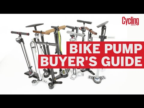 Bike pump buyer's guide | Cycling Weekly