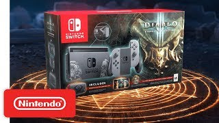 Nintendo Switch Diablo III: Eternal Collection Bundle - Announcement Video