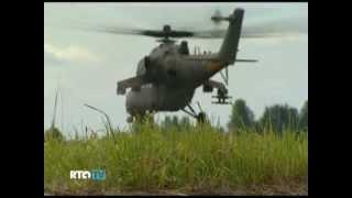 Смотреть онлайн Новейшие боевые вертолеты России
