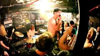 Trophy Scars - Jerry's The Name (live) @ Meatlocker, Montclair NJ 8/10/2012 (POV Crowd Singalong) HD
