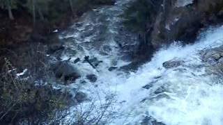 Водопад Пещерский