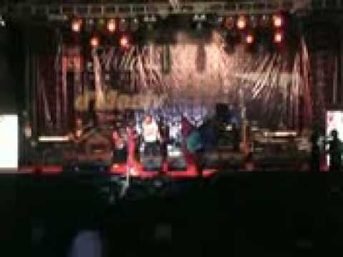 Senyawa band live Samber (Metro Lampung)