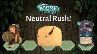 Neutral Rush OP! | Faeria Resurgence