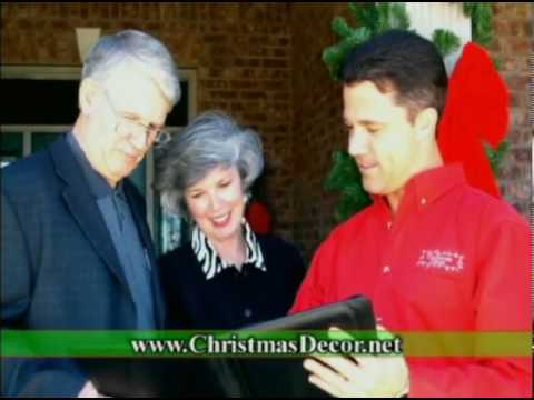 Residential Decorating by Christmas Decor