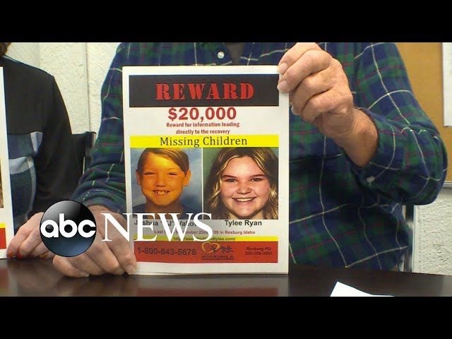 Mom fails to 'produce' missing Idaho kids before deadline l ABC News