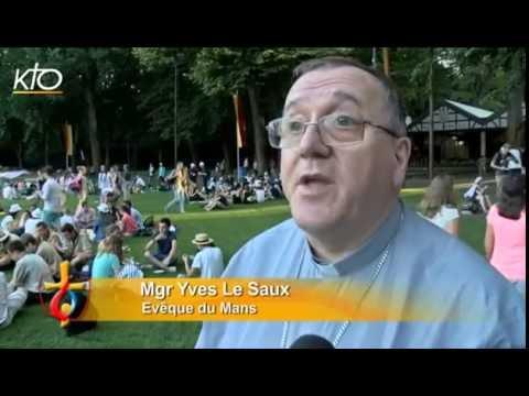 Jeunes bretons : pause détente et spirituelle en Allemagne