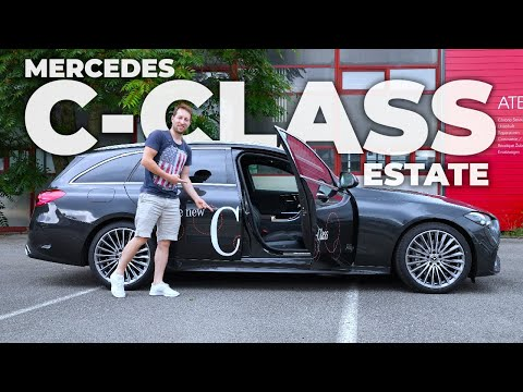 New Mercedes C-Class Estate AMG Line 2022 Review ⭐⭐⭐⭐⭐