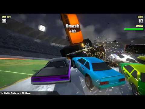 Crumple Zone Steam Release Gameplay Trailer thumbnail