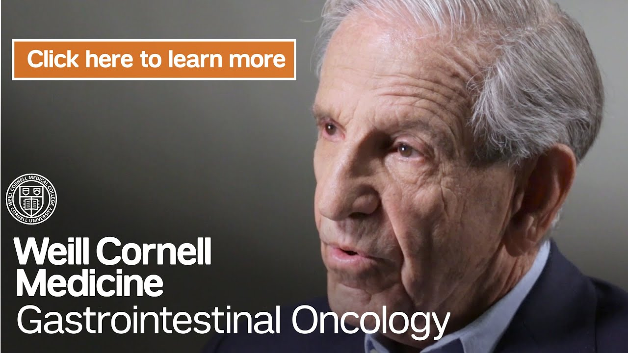 Pancreatic Cancer Clinical Trials NYC | Weill Cornell Medicine Gastrointestinal Oncology Program