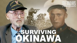 """Surviving The Battle Of Okinawa"" 