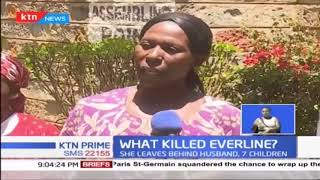 Everline Namukhula who gave birth to 5 babies died of Peripartum cardiomyopathy, autopsy reveals