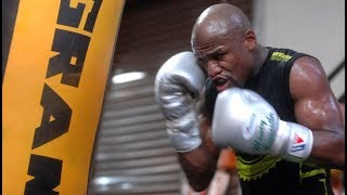 Floyd Mayweather Training #2
