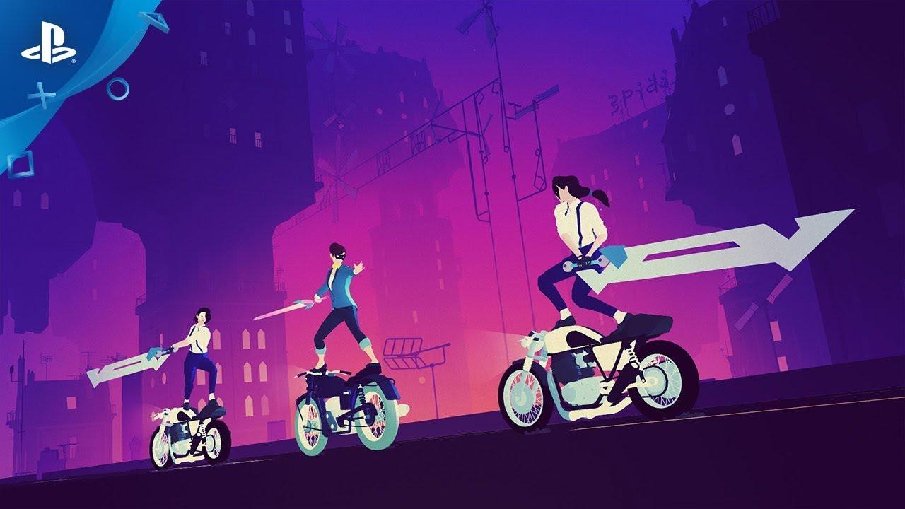 Sayonara Wild Hearts Llegará a PS4 el 19 de septiembre