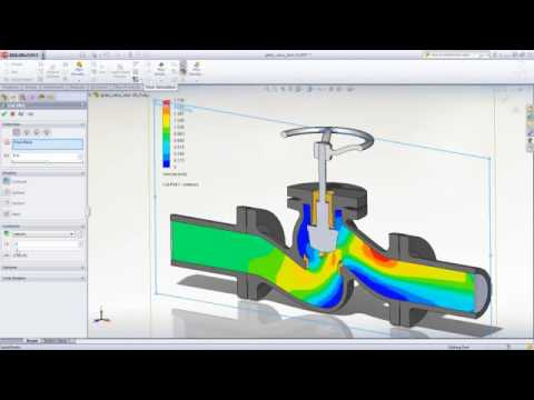 First Look SOLIDWORKS Flow Simulation 2018