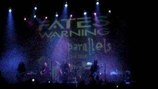 Fates Warning - The Road Goes On Forever Live @ Athens 27/03/2010